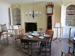 Primitive Dining Room by File Old Stone House Washington D C Second Floor Dining Room