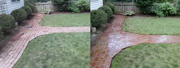 Pointing A Patio by Brick Tuckpointing Before And After Pictures Of Walls Patios And