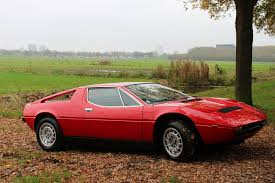merak maserati maserati merak 2 0 good condition classic sports cars holland