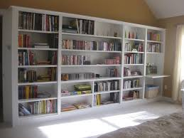 In Wall Bookshelves by Furniture 20 Great Photos Diy Built In Bookcase Design