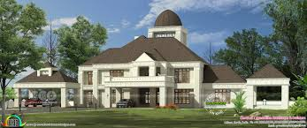 Kerala Home Design Colonial by Giant Colonial Style Mansion House Kerala Home Design Bloglovin U0027