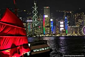 hong kong light show cruise a victoria harbour cruise ferries sightseeing boats traditional junks