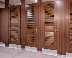 Solid Plastic Toilet Partitions Ironwood Manufacturing Plastic Laminate Restroom Partition