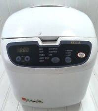 regal kitchen pro collection regal bread machine ebay