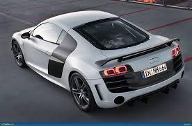 Audi R8 Silver - ausmotive com 2010 audi r8 gt officially announced