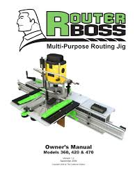 task force router table manual router boss manual pages 1 50 text version fliphtml5