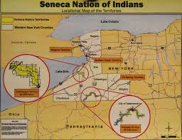 Buffalo New York Map Food Is Our Medicine Seneca Nation New York U2013 From Garden