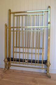maple u0026 co edwardian brass bedstead bed antiques atlas