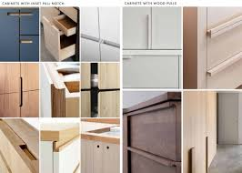 oak kitchen cupboard door knobs is no hardware the new hardware trend for kitchens