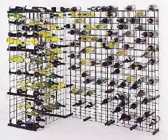 the benefits of metal wine racks