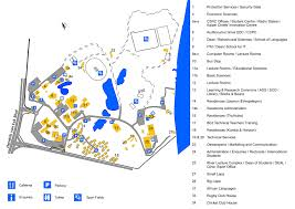 Vt Campus Map Vaal Triangle Campus Nwu North West University
