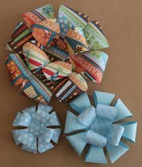 paper gift bows bow small paper bow template gift bow template diy digital