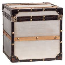 collector u0027s metal trunk pbteen