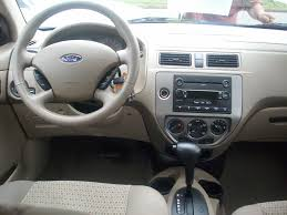 2001 Ford Focus Zx3 Interior 2006 Ford Focus Information And Photos Zombiedrive
