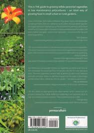Urban Gardening Books Edible Perennial Gardening Growing Successful Polycultures