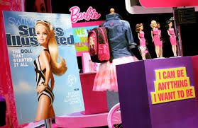 Barbie Photo Booth Barbie Girls Less Ambitions After Playing With Barbies Time