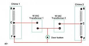 diagrams 600315 doorbell wiring diagram two chimes u2013 2 doorbells