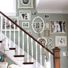 Stairs Decorations by Best 25 Decorating Staircase Ideas On Pinterest Picture Wall
