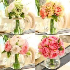 Fake Flowers For Wedding Artificial Wedding Flowers Ebay