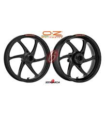 honda cbr fireblade 600 aluminum wheels oz racing