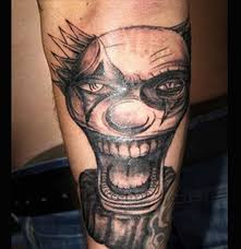 19 best clown tattoos for men images on pinterest clowns art