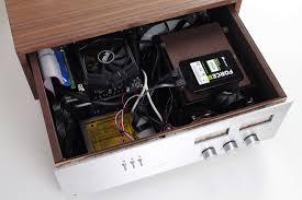 Toaster Computer Case Ampc Love Hulten