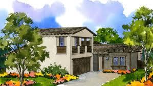 california bungalow floor plans residence 3x castana floor plan in avocet at esencia