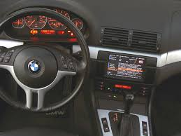 Bmw 330 Interior 330ci