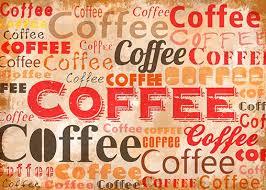 wallpaper coffee design coffee shop poster restaurant wallpaper design