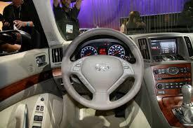 infiniti interior infiniti g37 convertible interior 2009 live at la autoshow img 7