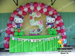Hello Kitty Party Decorations Hello Kitty Birthday Party Theme Decoration Planner Pakistan Jpg