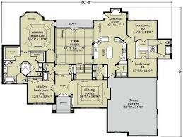open floor plan ranch open ranch style home floor plan luxury ranch style home large