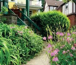 Sidewalk Garden Ideas Getting Started With Hellstrip Gardening