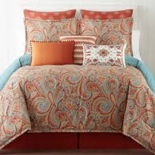 jcpenney home morocco 4 pc comforter set jcpenney