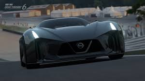 new nissan sports car introducing the nissan concept 2020 vision gran turismo gran