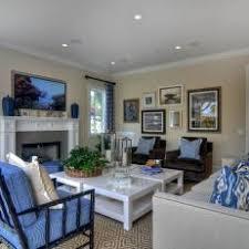 Yellow Coastal Living Room Photos HGTV - Coastal living family rooms