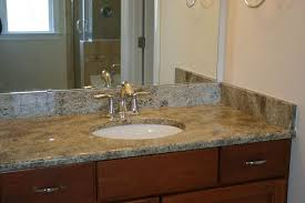 Bathroom Countertop Options Replacing Bathroom Countertop What You Need To Know The