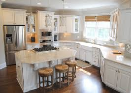 Best Countertops With White Cabinets Choosing A Countertop Material Which Is Best