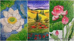 13 eggshell mosaic art to inspire the artist in you homesthetics