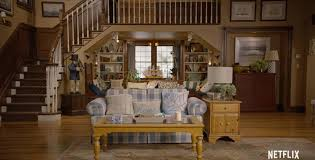 Victorian House Interior The
