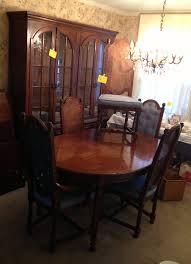 Drexel Dining Room Set March 10 11 2014 Blue Tape Sales U0026 Service