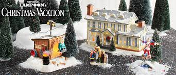 department 56 snow national loon s christmas vacation licensed brands