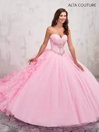 quincenera dress strapless quinceanera dress with by alta couture mq3007 abc