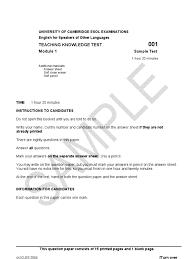 Intensive And Reflexive Pronouns Worksheet Tkt M1 Sample 2004 Noun English Language