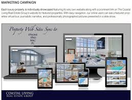 the coastal marketing plan coastal living real estate group