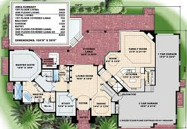 House Plans With Lanai Second Floor Family Room And Lanai 76016gw Architectural