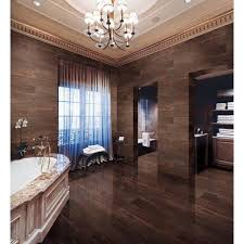 floor and decor wood tile stockbridge espresso wood plank porcelain tile 6in x 24in