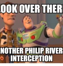 Philip Rivers Meme - 00k over ther nother philip river interception philips meme on me me