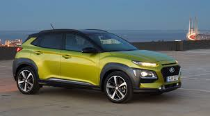 suv hyundai new hyundai kona suv to get ev version 2018 debut