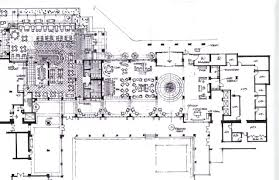 hotel restaurant floor plan nextindesign interior planning design